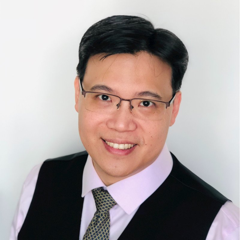 Shawn Moh from TES Capital Investments Pte Ltd